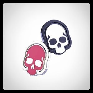 💀Cell Phone Holder Skull Ring/Pop Socket❤️